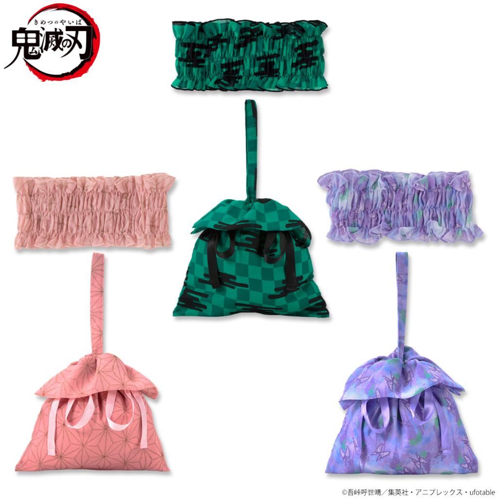 《鬼滅之刃》推出可愛女款內衣 「炭治郎款」讓網歪樓:難道一直在穿?