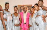 去婚禮帶「6個懷孕女友」現身 他拍影片曝光「後宮生活」:這是我的夢想