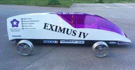 全世界「最節能車輛」又破紀錄...「繞地球半圈」只耗1公升油