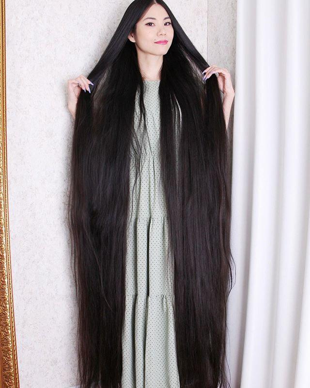 日本長髮公主