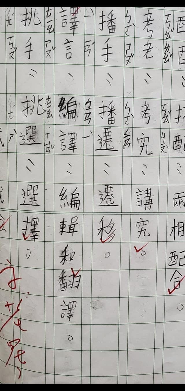 孩子作業「被評這種品質」羞辱 媽痛心:左撇子錯了嗎?
