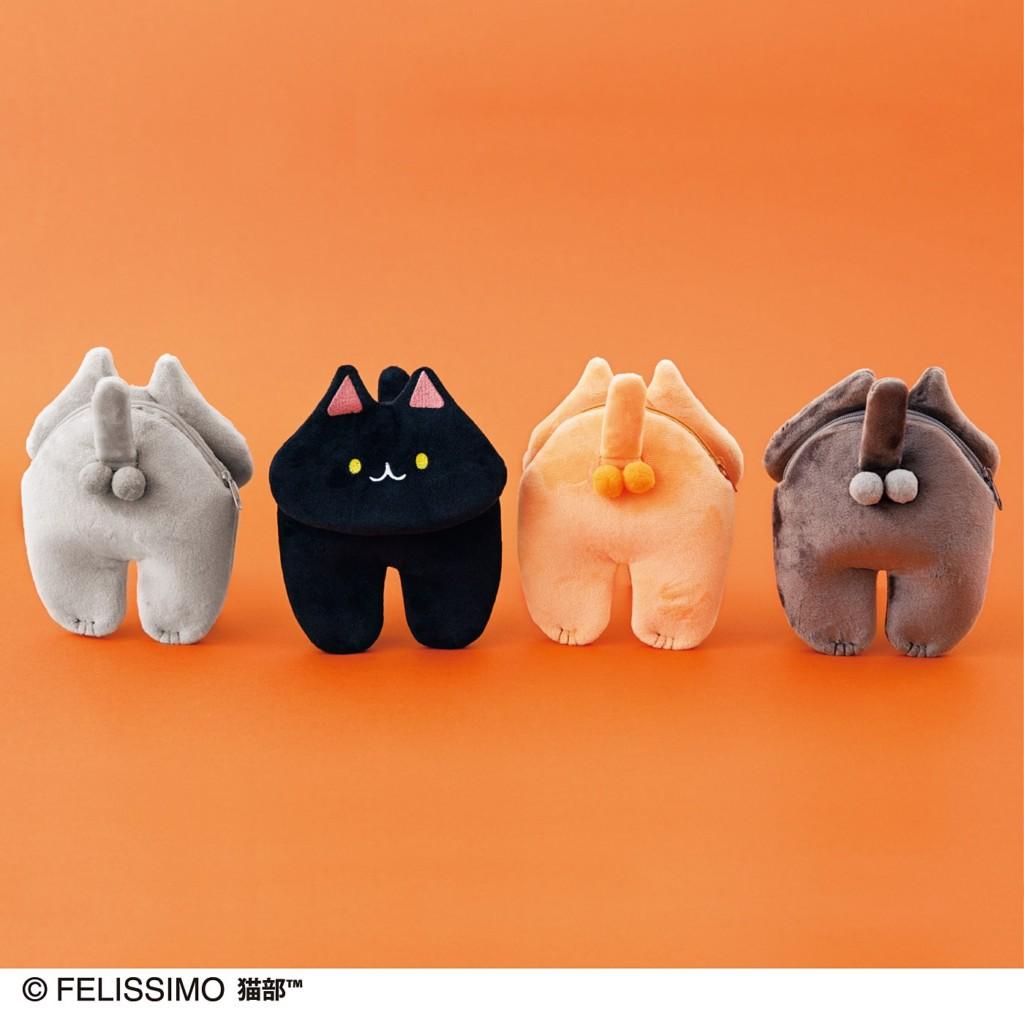 貓鈴鐺收納袋