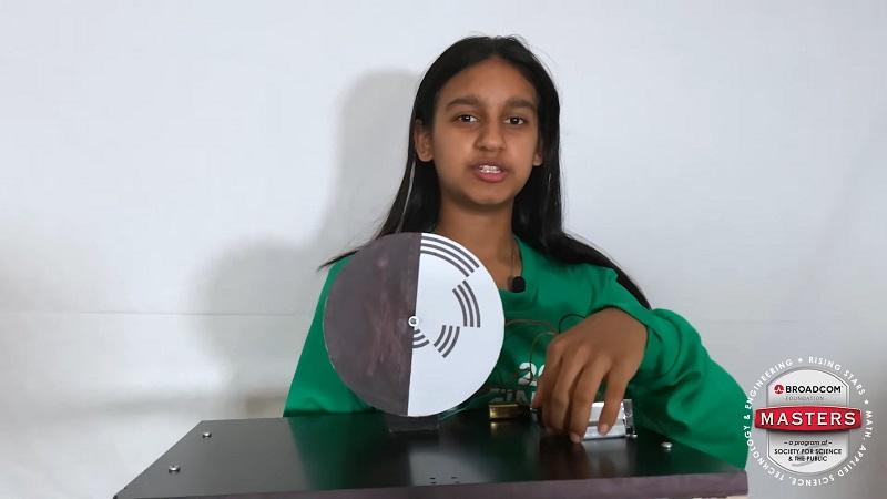 小女孩沈迷「研究幻覺」 12歲就奪「70萬科學大獎」小小諾貝爾!