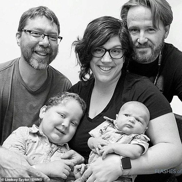 快樂大家庭?她跟「丈夫與前夫」共住一房 共養6孩「來自3個爸」