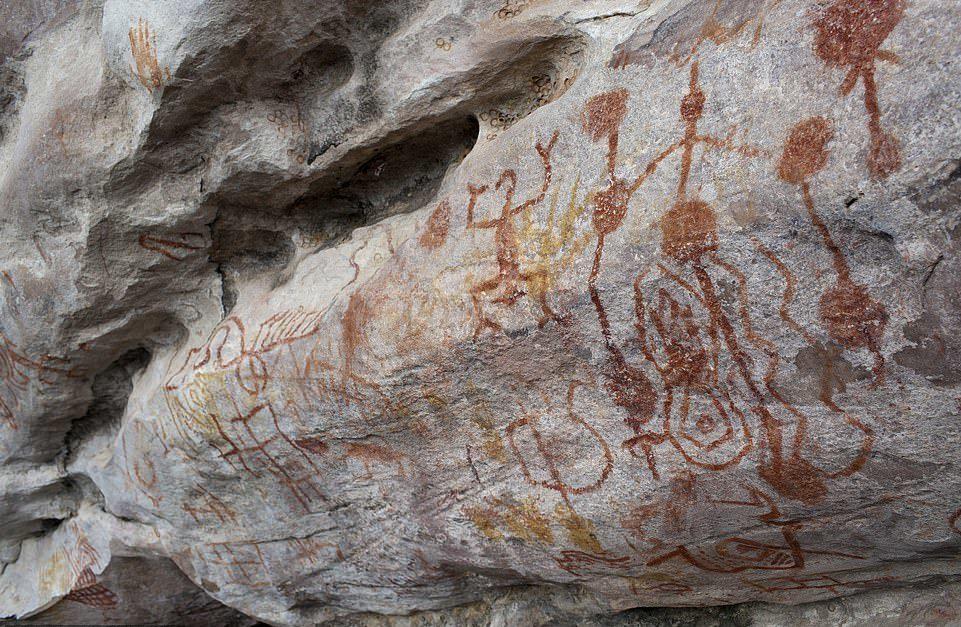 史前人類眼中的喜德?12500年前「可愛壁畫」原味呈現滅絕動物