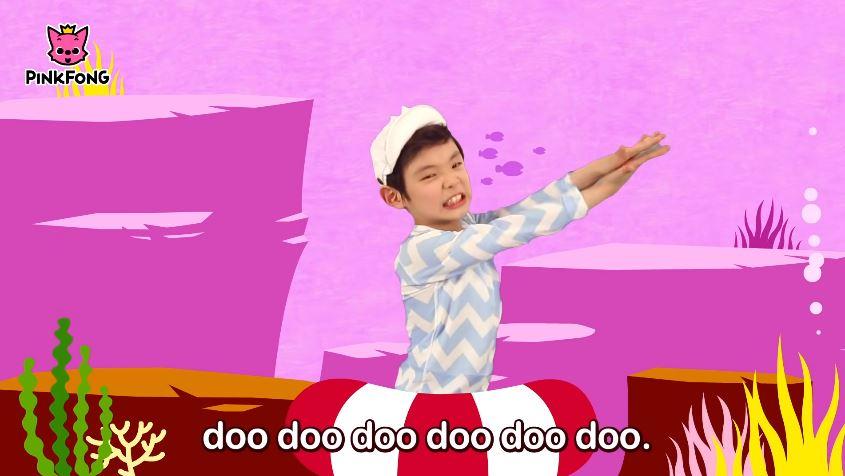 超洗腦「鯊魚寶寶」YouTube點閱變第一 連小賈斯汀都輸