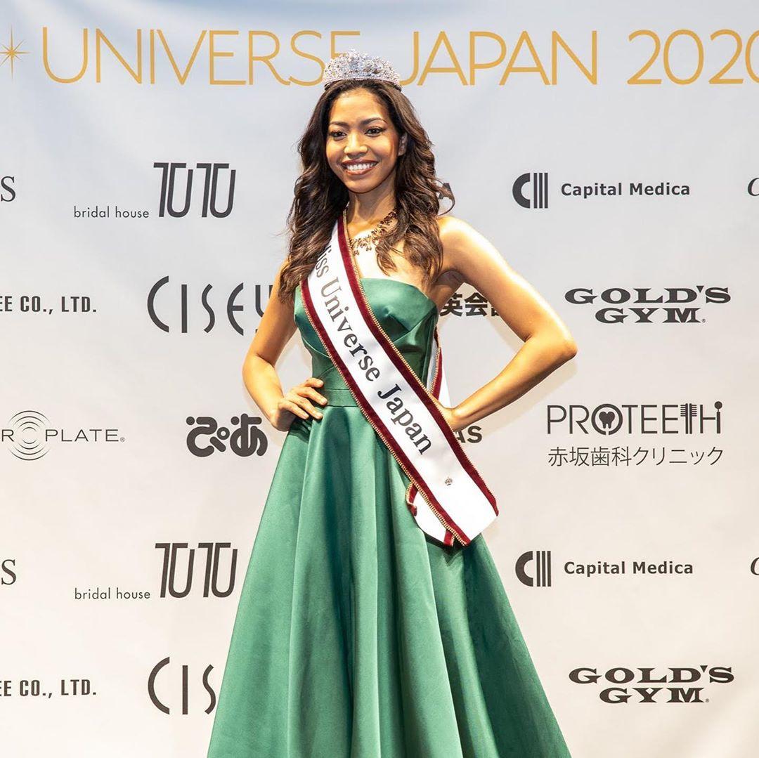 日本「世界小姐冠軍」出爐!二度出征卻因「血統爭議」被嗆翻