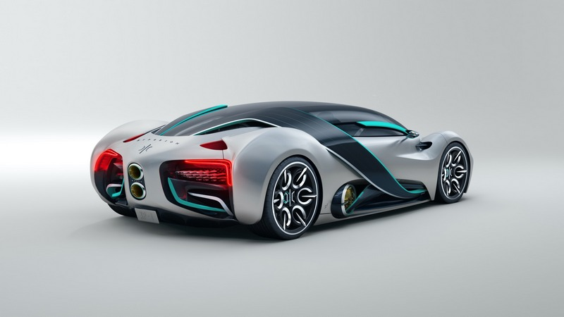 氫動力跑車「Hyperion XP 1」 超強續航可達「1600公里」比電車還猛