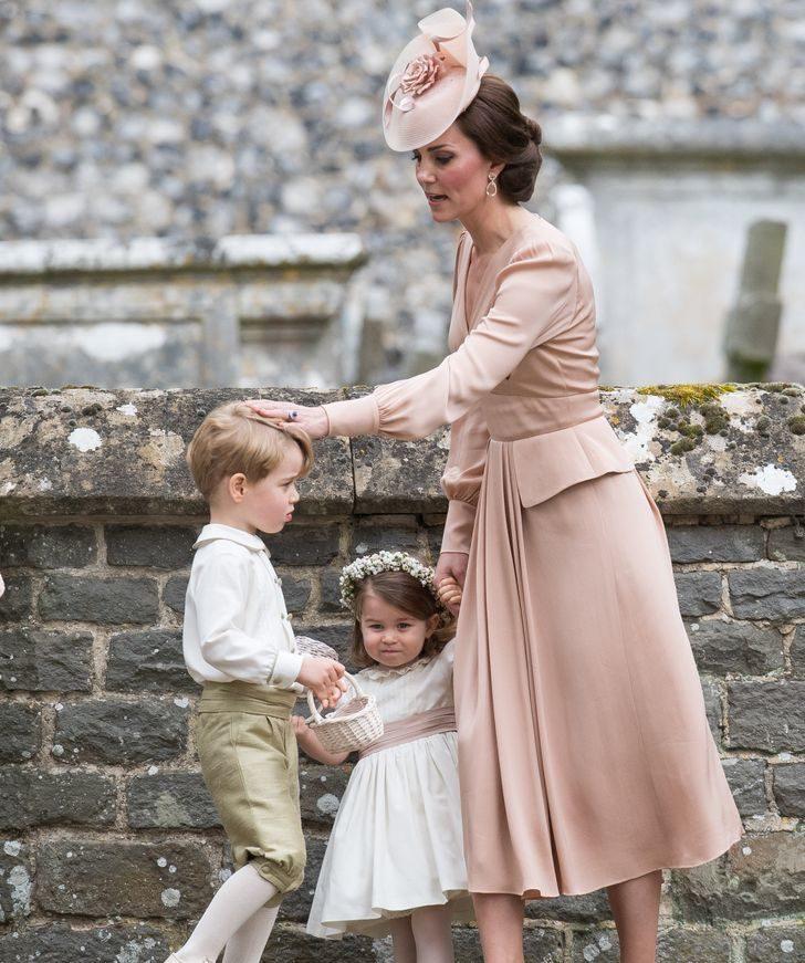凱特王妃「超強育兒技巧」 一招「穩定寶寶情緒」連專家都稱讚