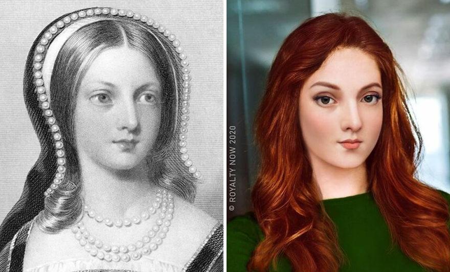 24位知名古人「現代會長怎樣」?亨利八世情婦美到敵人跑來搶