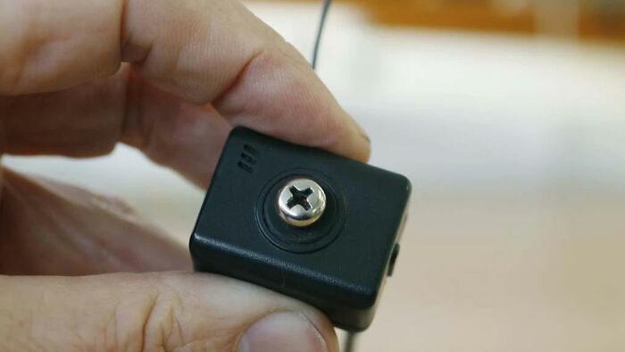 針孔攝影機