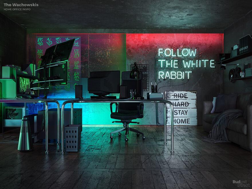 如果「大咖導演」設計辦公室?《寄生上流》風格:好想每天都上班!