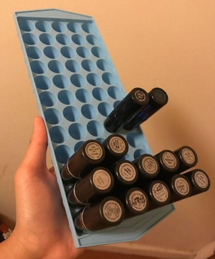 21種「連1公分都不放過」神收納 製冰盒新用法女生都該學