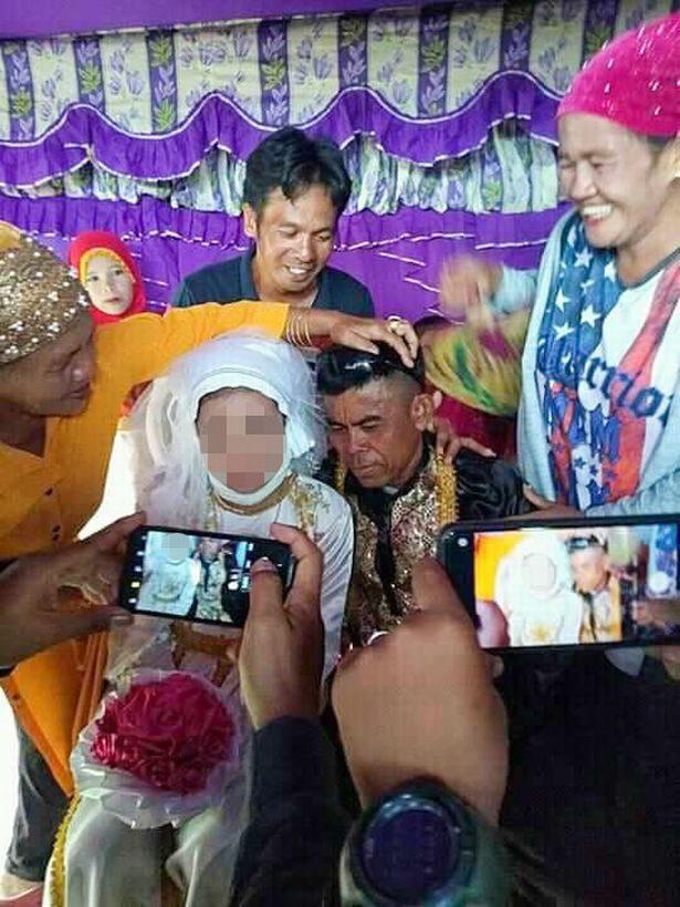 48歲中年男「娶13歲童」當第5個老婆 他保證:20歲前不亂來!