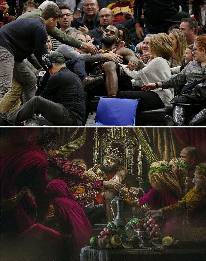 文藝復興照片