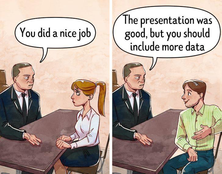 哈佛研究:別人的「回饋」對你一點幫助都沒有 被稱讚其實超慘