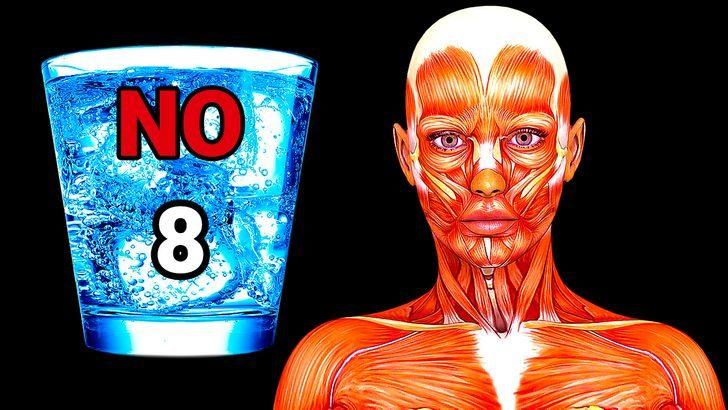 7個「從小到大都誤解」的喝水迷思 別再相信「一天喝8杯」!