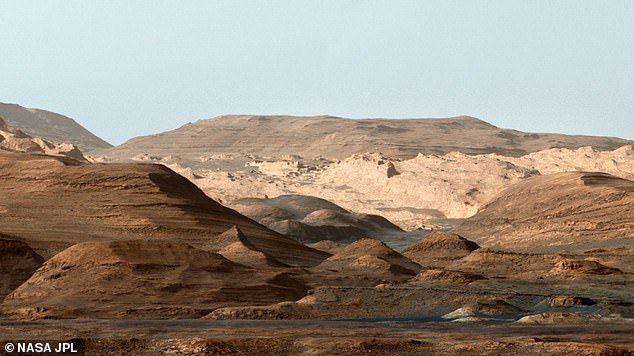沙丘dune火星洪水