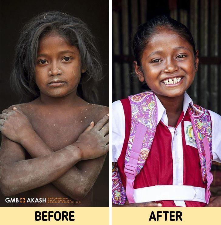 曾是世上「最被壓榨的小孩」 攝影師幫他們「鐵鎚→筆」讓社會反思!