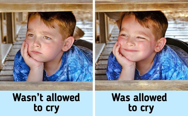 別急著哄!5個「不讓小孩哭→會害慘小孩」的原因 眼淚其實能「幫助社交」