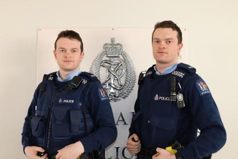 警界首次引入「頭巾款」制服帽 用新制服「減少悲劇案件」