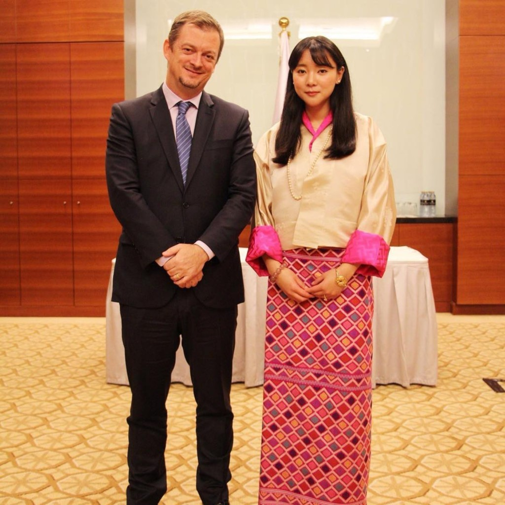 最美王室童話!不丹27歲公主秘密結婚 帥氣老公是「王后的弟弟」