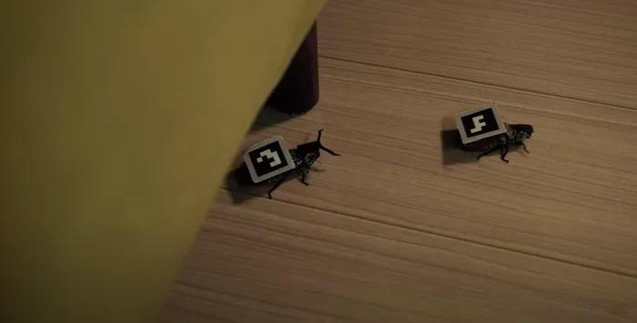 研究嘗試把「蟑螂→機器人」 人類可以直接「操控蟑螂」!