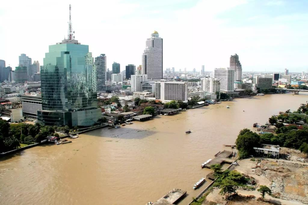 再不去就會消失?8個正在下沉的大城市 印尼內部破壞環境「變全球最快」