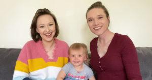 老公某天「變性成女人」 夫妻因此「更幸福」再生下一個寶寶!