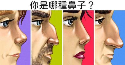 從12種「鼻子的形狀」看出你是哪種人 跟著「鷹勾鼻」就對了