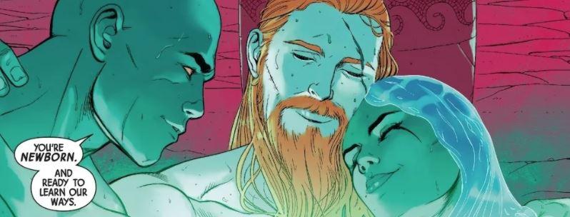 星爵出櫃了!多角關係還「3人共浴」 漫威確認:男女都愛