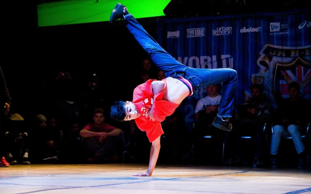 「霹靂舞」正式成為奧運項目!網:台灣優勢超大