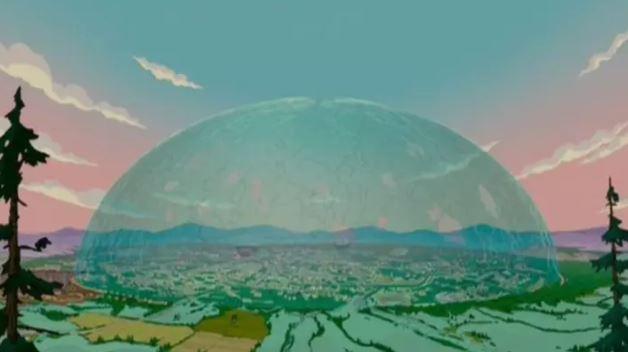 《辛普森》再度神預言 英國鄉民:接下來真的會有「玻璃罩」