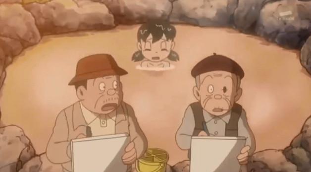 日本發起連署「刪除靜香洗澡」 獲網友支持:不該出現在《哆啦A夢》!