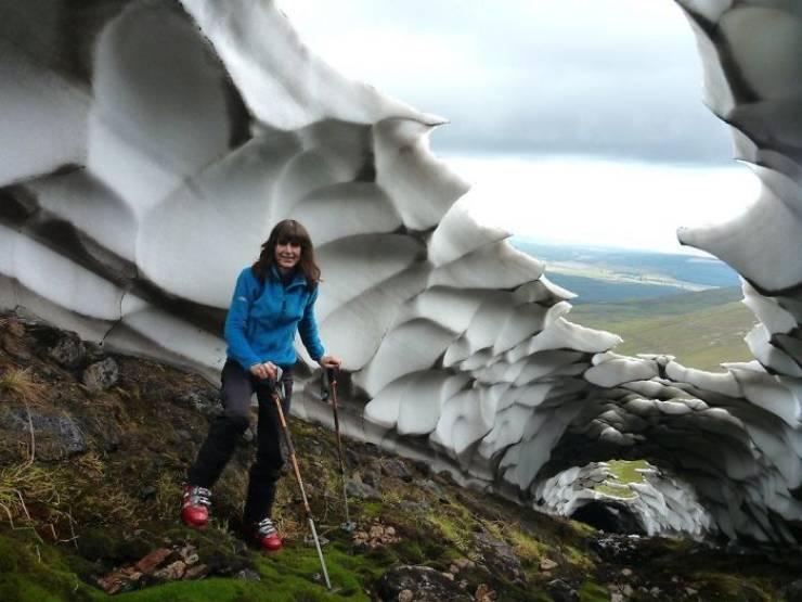 27張照片告訴你「國外寒流有多狂」 滑梯直接變「捲心餅乾」