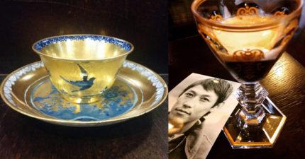 世界最貴咖啡「一口就天價」 老闆坦承秘方:這杯已放22年