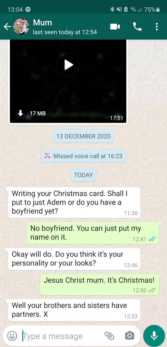媽媽聖誕傳來「超殘忍訊息」 兒子血條歸零:媽,太狠了QQ