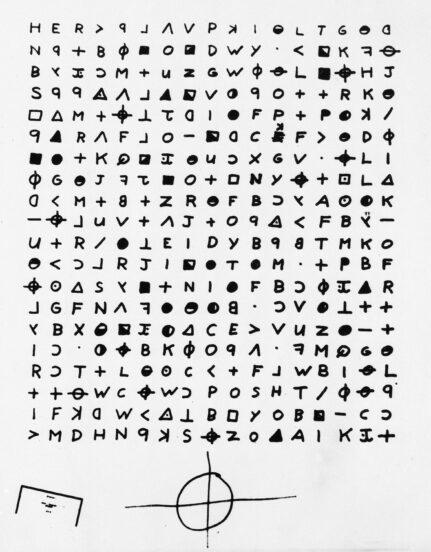黃道十二宮「密碼信」60年後終破解!他自白:追捕我很有樂趣