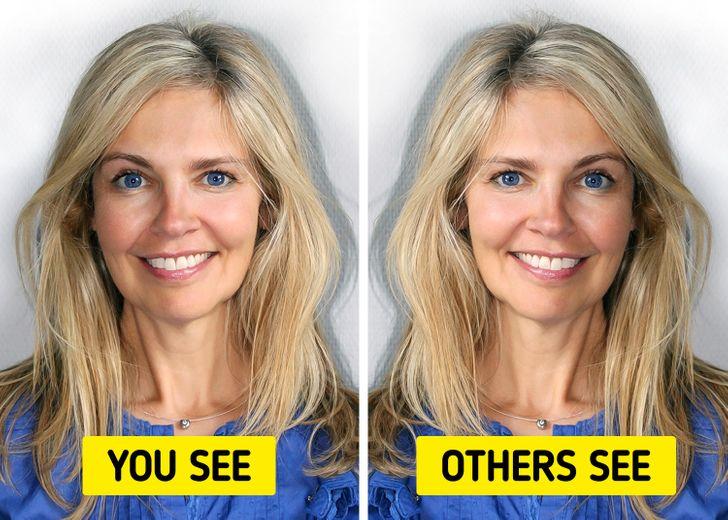 6個你看到的自己跟「別人看到的你」不一樣的原因