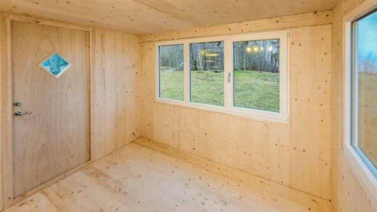 房子可打包?像「玩樂高」3小時就建好 室內「比台北雅房」讚多了