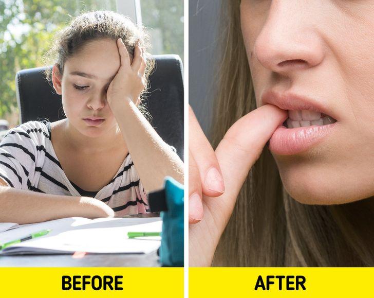 5個「咬指甲習慣」曝露你的真實人格