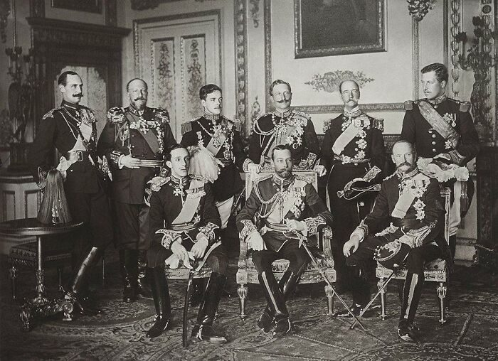 31張「讓你對歷史改觀的」珍貴照 英國女王年輕時居然當過兵