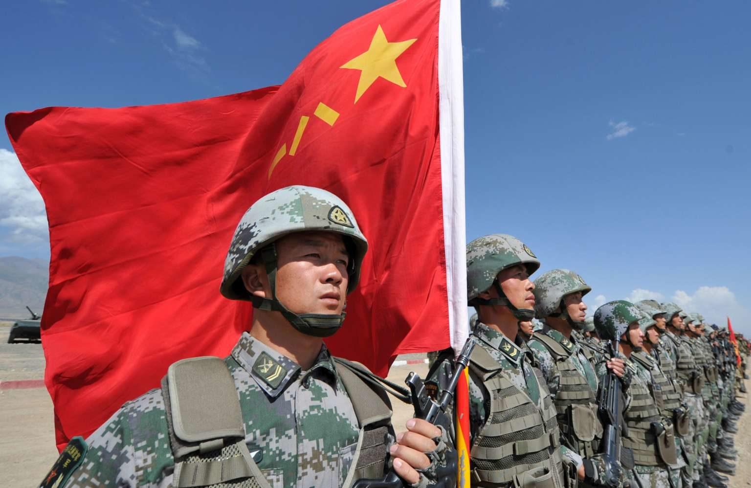 中国打造美国队长