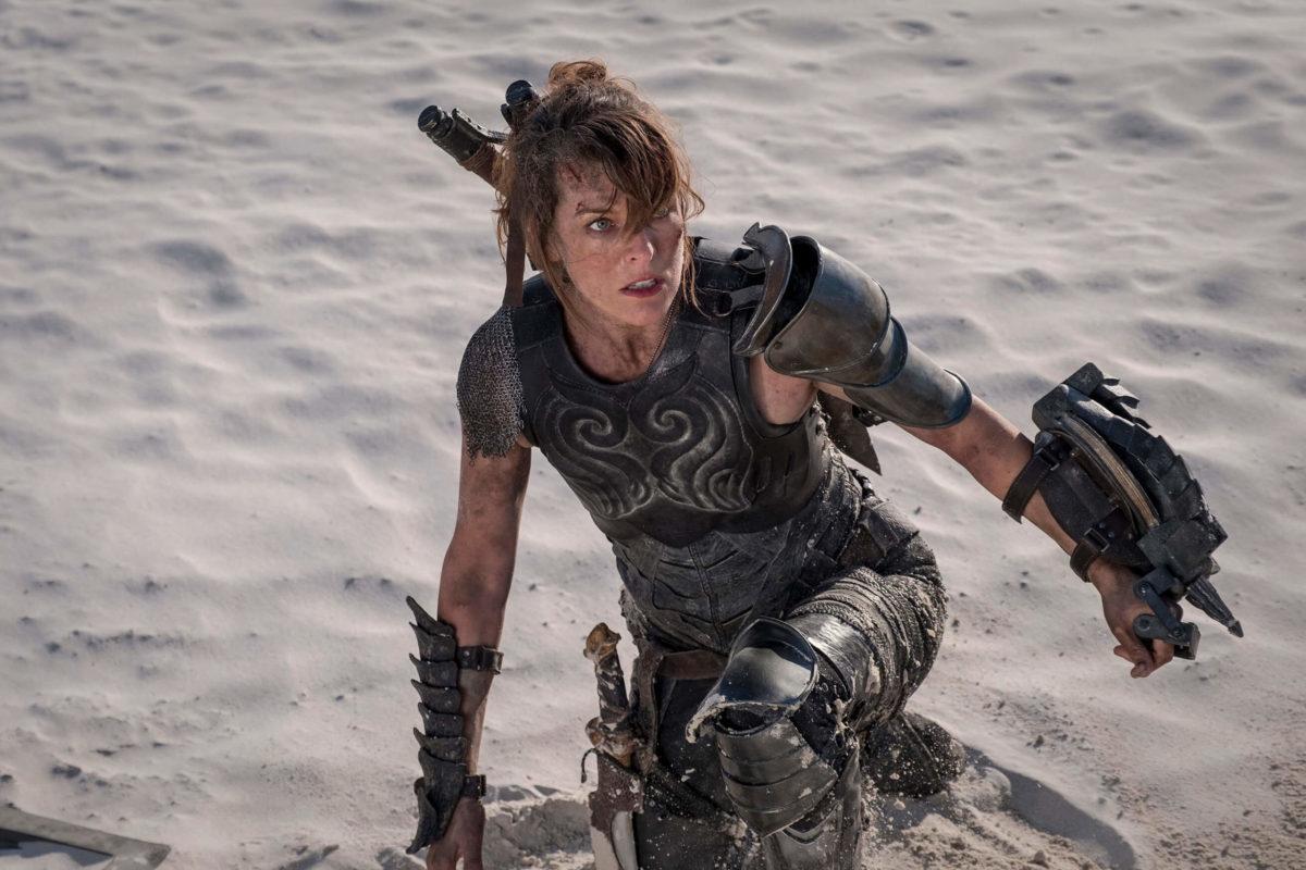 《魔物獵人》電影商道歉了!決定刪走台詞 女主角、演員發文澄清