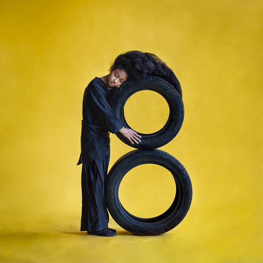 他能聽見顏色 用23照片告訴你字母的真正色彩:「i」超唯美!