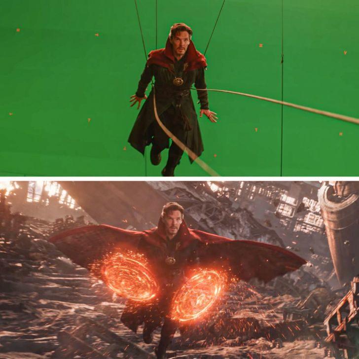 20張「比你想像還尷尬」的電影幕後照 《神力女超人》原本沒那麼辣