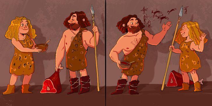 不要小看女生!考古發現「獵人一半都是女」 「生完寶寶」變更猛