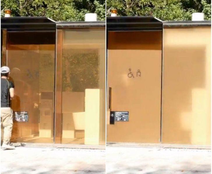 18項「日本人無法被超越」的超狂發明 「透明公廁」其實超先進