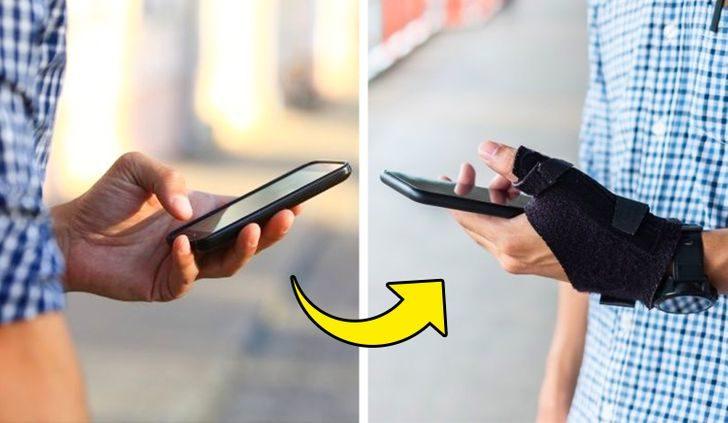 用手機壞處