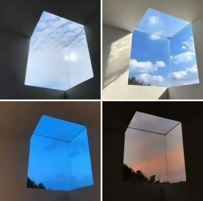 28個「人類大腦沒有下限」怪奇發明 窗戶讓你家變藝術品
